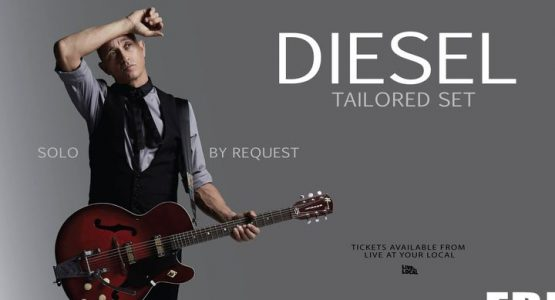 Diesel - Tailored Set - Solo By Request | Hervey Bay