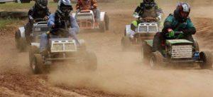 Thrills, Spills and Mower Racing Mayhem!.