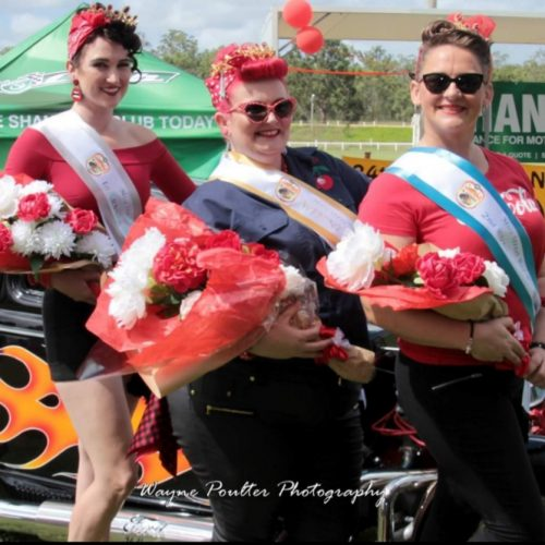 Miss Street Rod Nationals Pinup Pageant Update