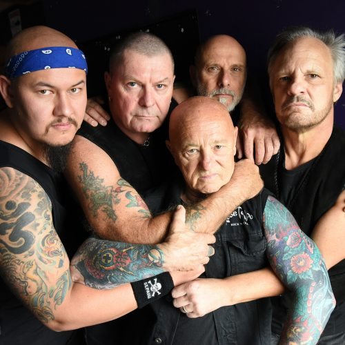 One on One with Angry Anderson