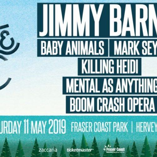 Aussie rock legend Jimmy Barnes to headline By The C