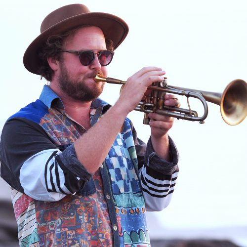 Trumpeter – Eamon Dilworth brings his quartet to the Bay