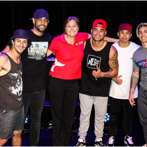 Justice Crew are back!