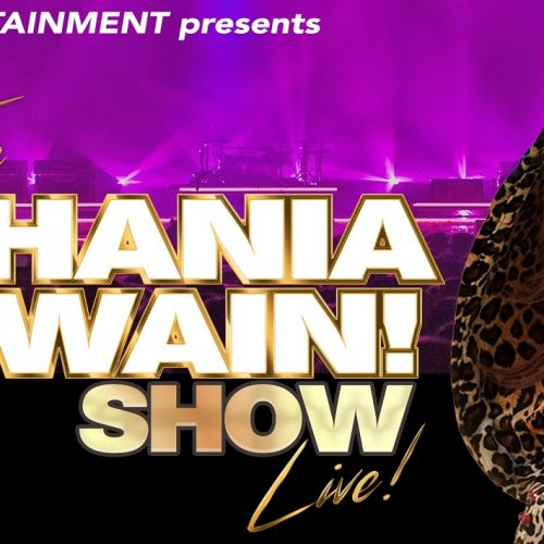 Come on over to the Brolga for the Shania Twain Show!
