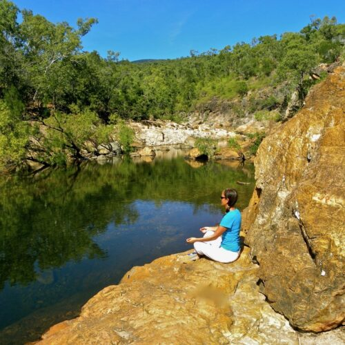 Embracing Change through Raja Yoga Meditation