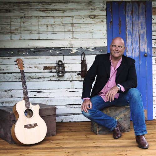 Country Music Legend James Blundell to perform at the Hervey Bay RSL