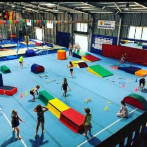 Holiday Fun At Wide Bay Gymnastics