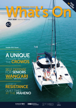 whats on issue 40