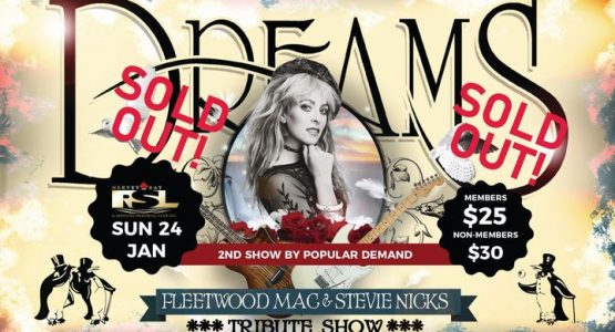Dreams - Fleetwood Mac & Stevie Nicks Show (SOLD OUT)