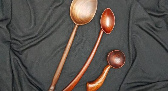 Spoon Carving Workshop with Di Page from the Wood Shack