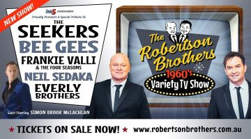 The Robertson Brothers '60s Variety TV Show'