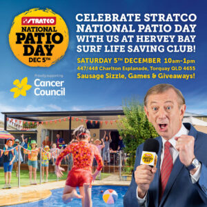 Celebrate National Patio Day