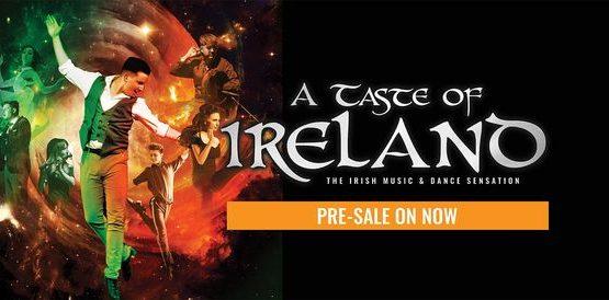 A Taste of Ireland - Brolga Theatre