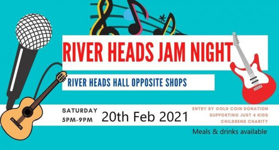 River Heads Open Mic & Jam