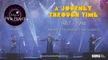 Echoes of Pink Floyd: A Journey Through Time - Maryborough