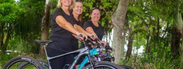 Team Bay Cruisers take on the Gibb Challenge