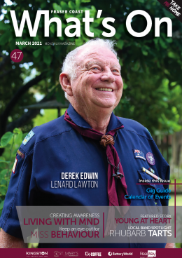 Front Cover issue 47