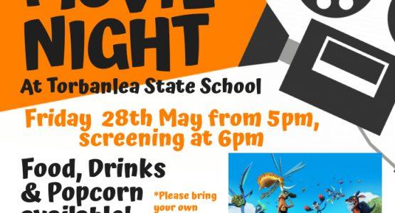Torbanlea Free Community Family Movie Night