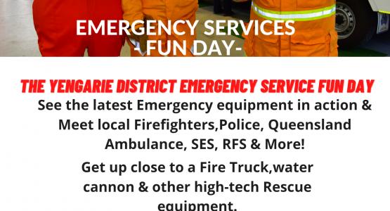 Yengarie Rural Fire brigade Fun Day