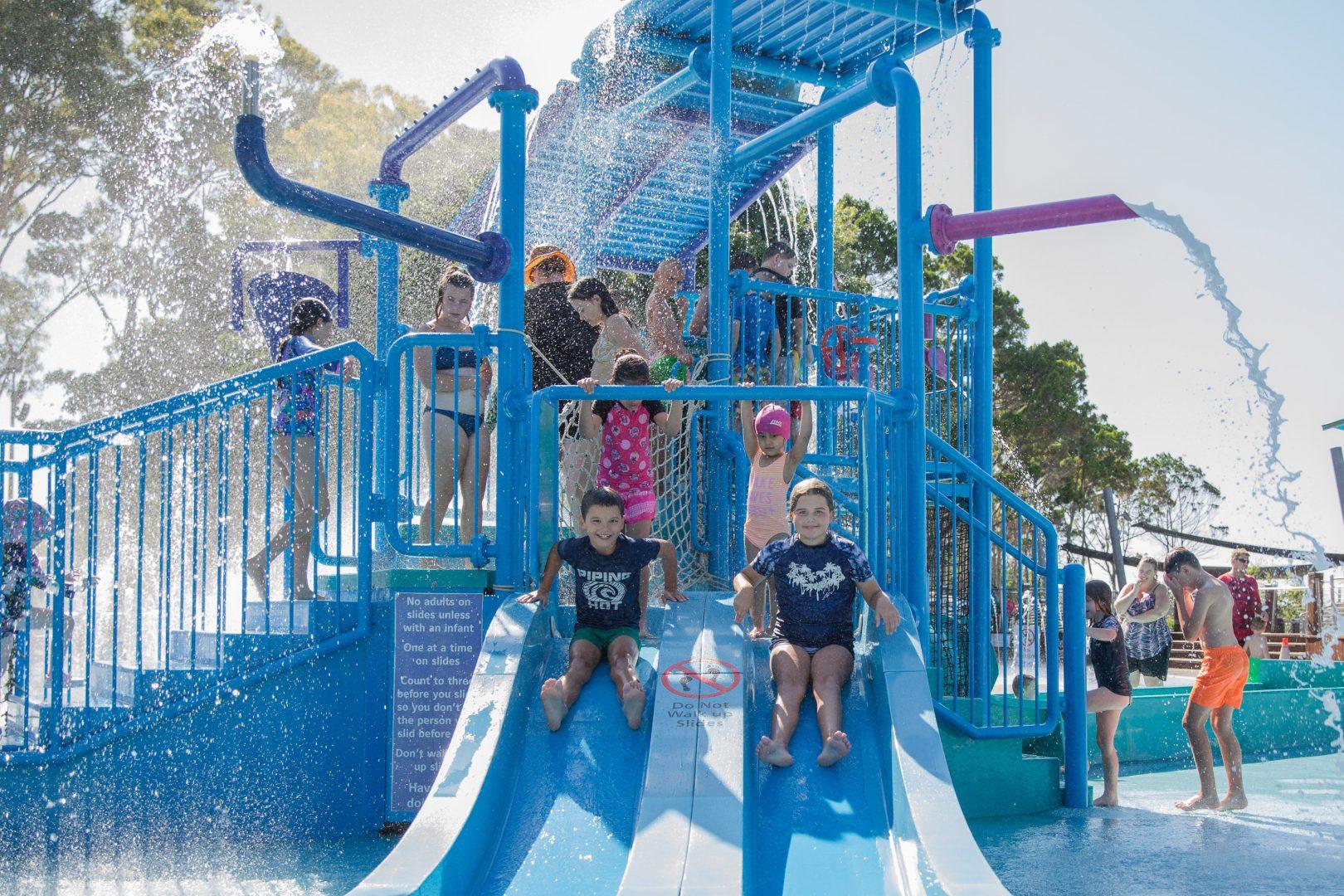 SplashSide and WetSide re-opening this week