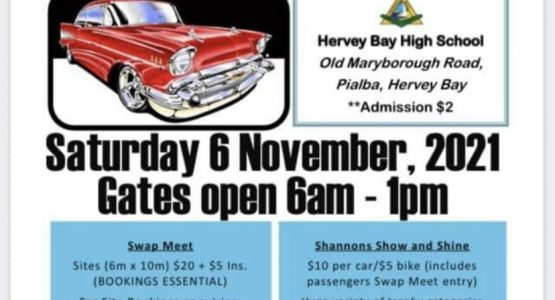 Hervey Bay Swap Meet and Shannons Show and Shine