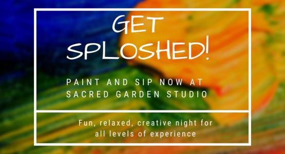 Get Sploshed!